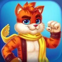 Cat Heroes Puzzle Adventure APKs MOD