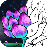Paint By Number – Coloring Book Color by Number APKs MOD