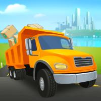 Transit King Tycoon – Seaport and Trucks APKs MOD
