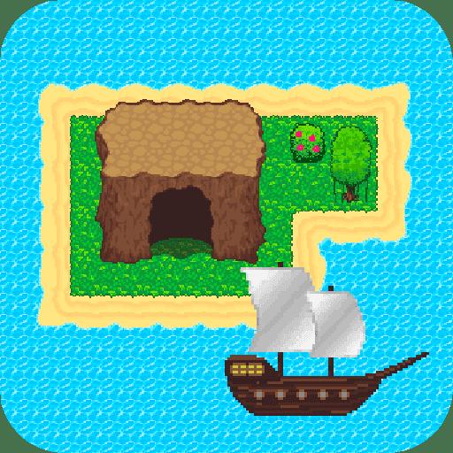 Survival RPG – Lost treasure adventure retro 2d APKs MOD