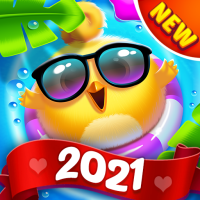 Bird Friends Match 3 Free Puzzle APKs MOD