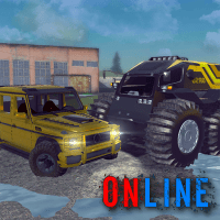 Offroad Simulator Online 8×8 4×4 off road rally APKs MOD