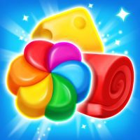 Sweet Crunch – Matching Blast Puzzle Game APKs MOD