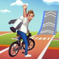 Bike Hop Crazy BMX Bike Jump 3D APKs MOD