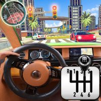 City Driving School Simulator 3D Car Parking 2019 APKs MOD