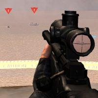 Guardian on the Sea Shooting Pirates APKs MOD
