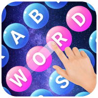 Scrolling Words Bubble – Find Words Word Puzzle APKs MOD