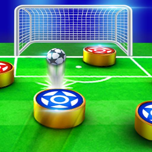 2021 Soccer Stars Strikes Free Football Pool APKs MOD
