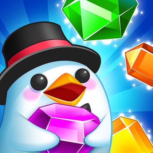 Jewel Ice Mania Match 3 Puzzle APKs MOD