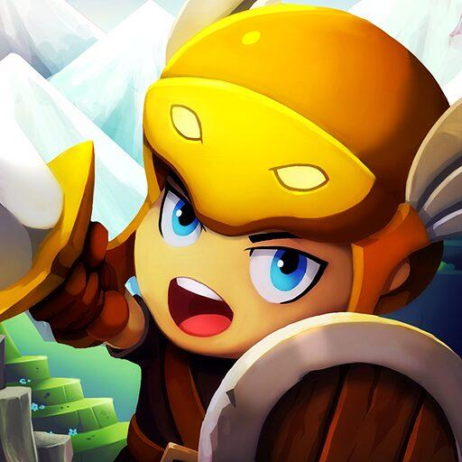 Kinda Heroes Legendary RPG Rescue the Princess APKs MOD