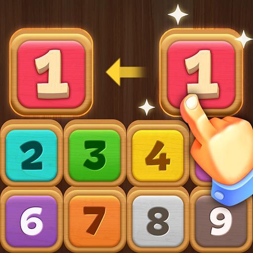 Merge Wood Block Puzzle APKs MOD