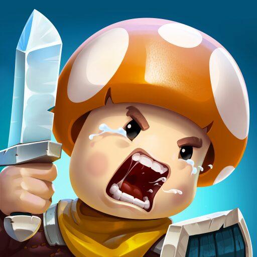 Mushroom Wars 2 RTS Tower Defense Mushroom War APKs MOD