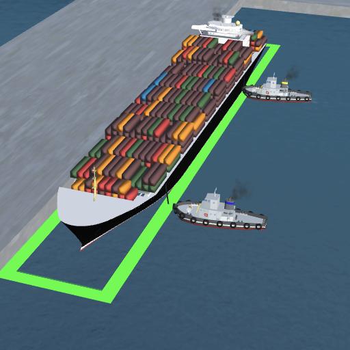 Ship Mooring 3D APKs MOD