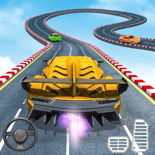 Superhero Car Stunts – Racing Car Games APKs MOD
