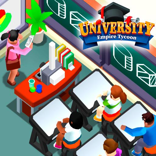 University Empire Tycoon – Idle Management Game APKs MOD