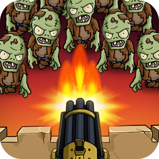 Zombie War Idle Defense Game APKs MOD
