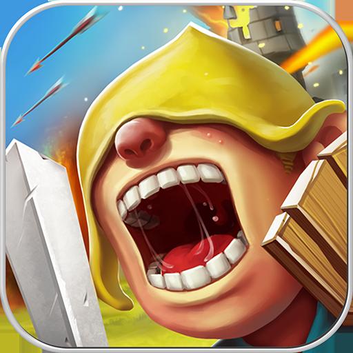 Clash of Lords Guild Castle APKs MOD