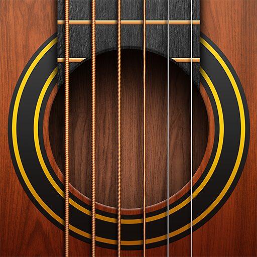 Real Guitar Free – Chords Tabs Simulator Games APKs MOD