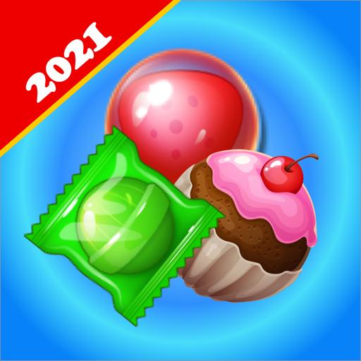 Candy Bomb – Match 3 Sweet Candy 1.1.60 APKs MOD