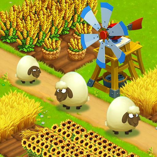 Golden Farm Idle Farming Adventure Game 2.1.38 APKs MOD