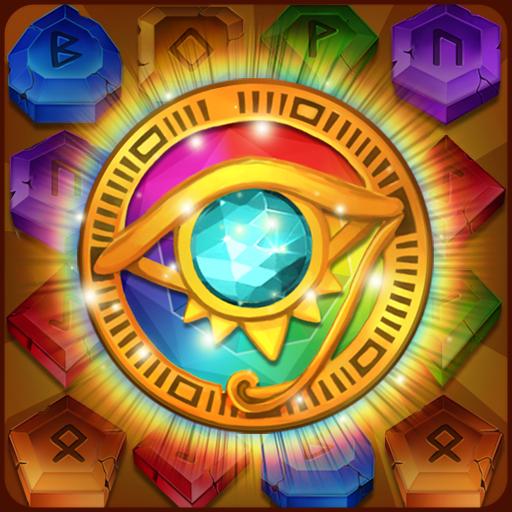 Legend of Magical Jewels Empire puzzle 1.0.6 APKs MOD