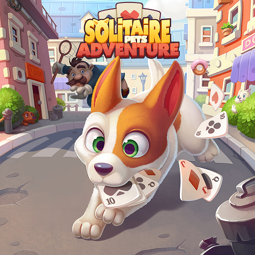 Solitaire Pets Adventure – Free Solitaire Fun Game 2.33.363 APKs MOD
