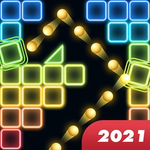 Bricks Breaker – Free Classic Ball Shooter Game 0.0.3 APKs MOD