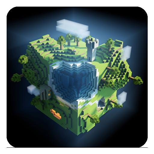 Craftman – Mini World Craft Builder Simulator City 1.8 APKs MOD
