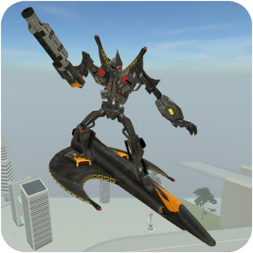 Future Robot Fighter 1.5 APKs MOD