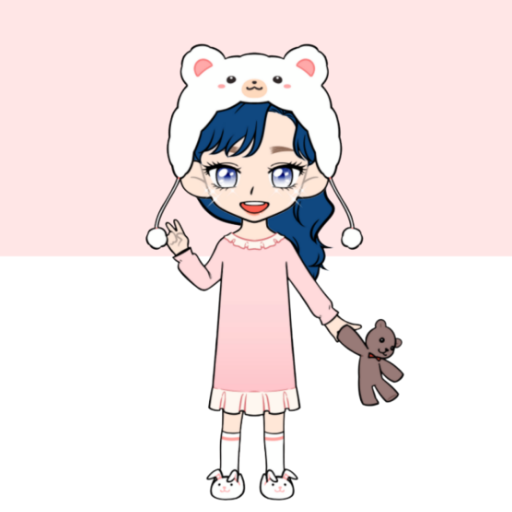 My Webtoon Character Girls – K-pop IDOL Maker 1.8.1 APKs MOD
