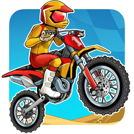 Top Moto Bike X3M Racing 1.2.3 APKs MOD