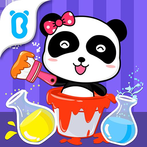 Baby Pandas Color Mixing Studio 8.57.00.01 APKs MOD