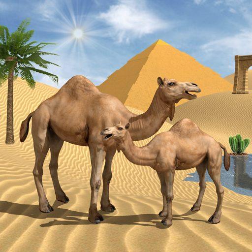 Camel Family Life Simulator 3.5 APKs MOD