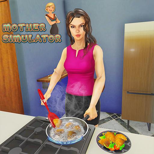 Dream Mother Simulator Happy Family Life Games 3D 1.0.4 APKs MOD