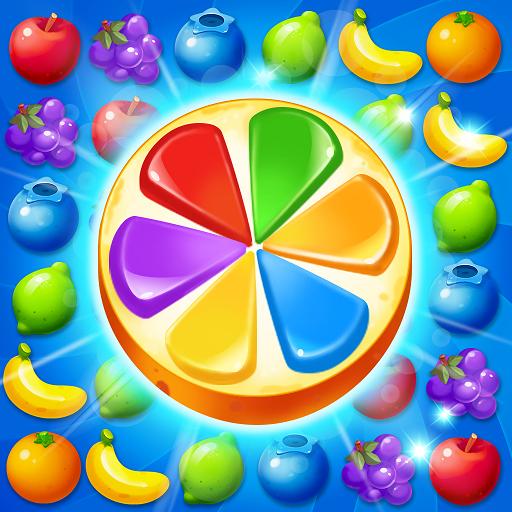 Fruit Magic Master Match 3 Blast Puzzle Game 1.0.8 APKs MOD
