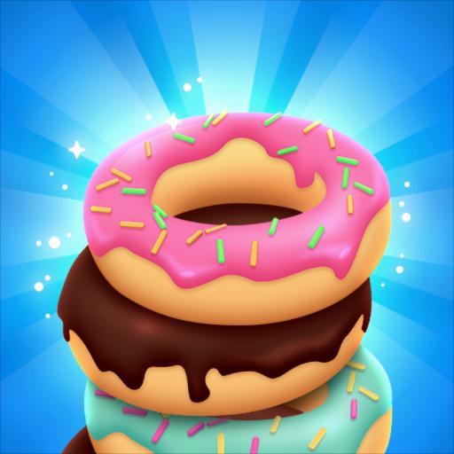 Go Donut 1.08 APKs MOD