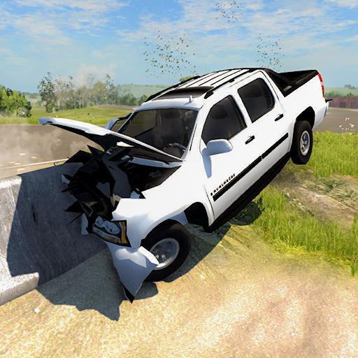 Highway Crash Car Race 1.6 APKs MOD
