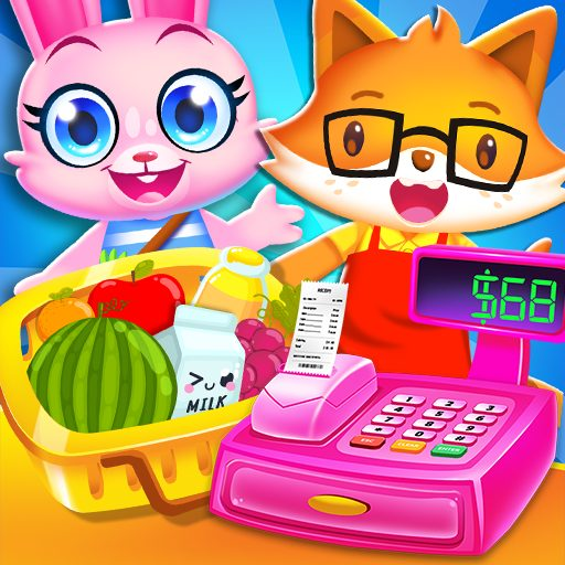 Main Street Pets Supermarket Games 1.3 APKs MOD