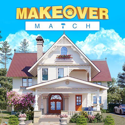 Makeover Match Home Design Happy Match Tile 1.0.3 APKs MOD