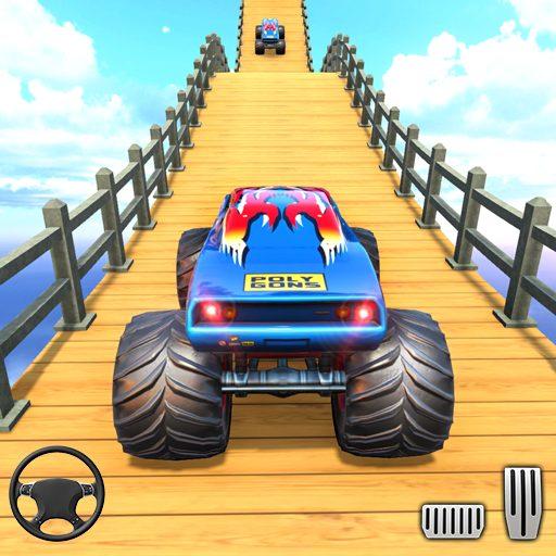 Mountain Climb Stunt Off Road Car Racing Games 1.1.22 APKs MOD
