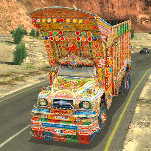 Pak Truck Driver Heavy Cargo Trailer Truck Apps 3.0.6 APKs MOD