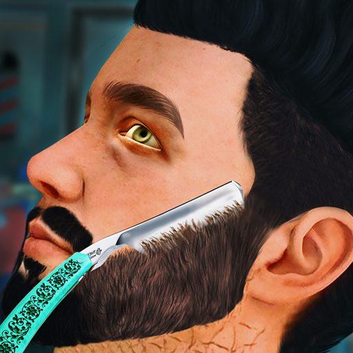 Perfect Barber shop Hair salon Game 0.4 APKs MOD