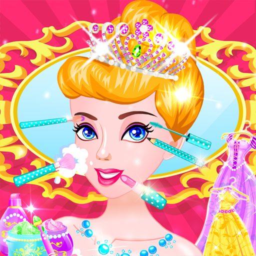 Princess Fashion Salon Dress Up and Make-Up Game 3.64.0 APKs MOD