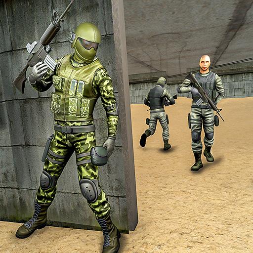 Real Commando Secret Mission Army Shooting Games 1.0.11 APKs MOD