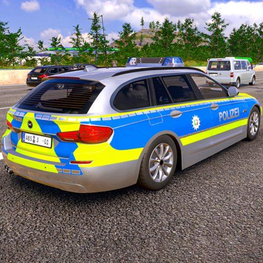 Spooky Stunt Crazy Police Parking 2020 0.1 APKs MOD