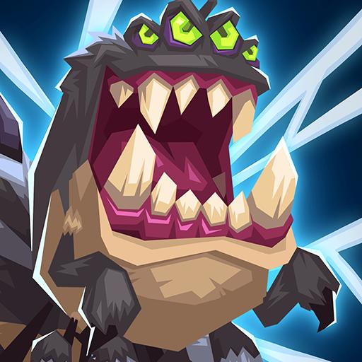 Tactical Monsters Rumble Arena -Tactics Strategy 1.19.11 APKs MOD