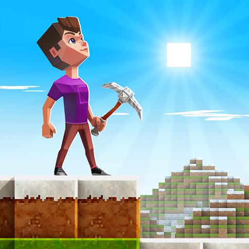 Terracraft Survival Mine Blocks Build and Craft 1.2.1 APKs MOD