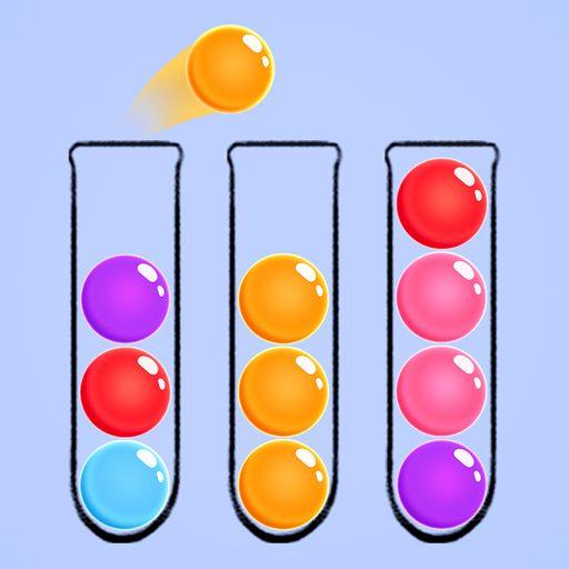 BallPuz Ball Color Sorting Puzzle Games 1.811 APKs MOD
