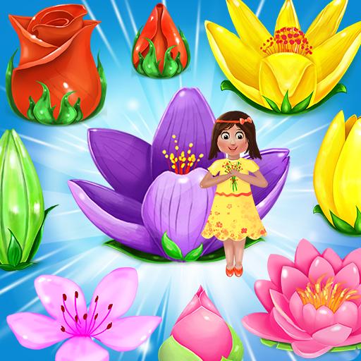 Blossom Flower Paradise 2.1 APKs MOD
