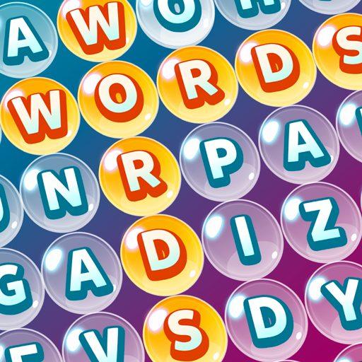 Bubble Words – Word Games Puzzle 1.4.1 APKs MOD
